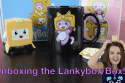 Unboxing the LankyBox Box