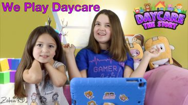 We Play Daycare the Story in Roblox