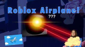 Roblox Airplane