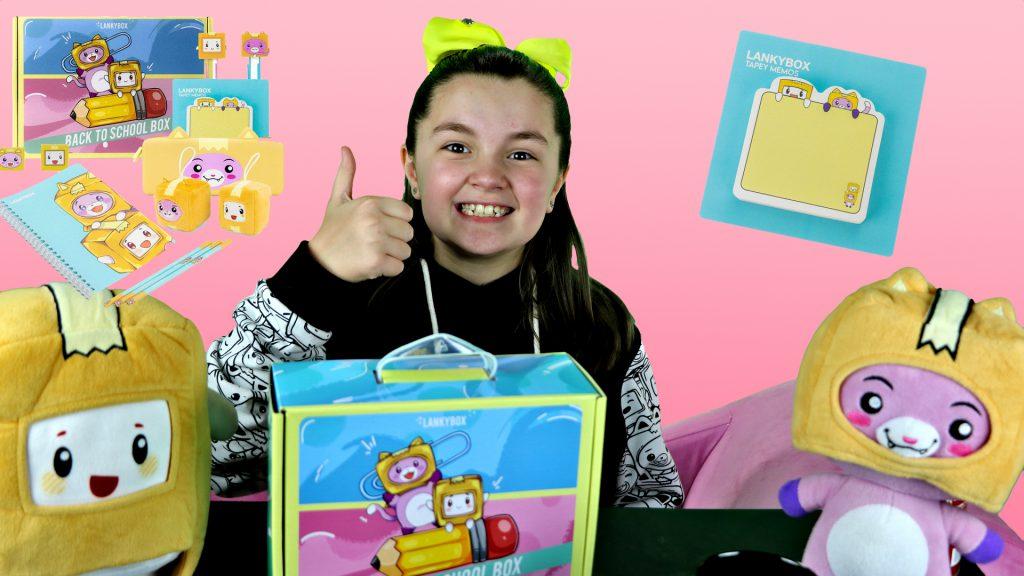 LankyBox Back to School Box