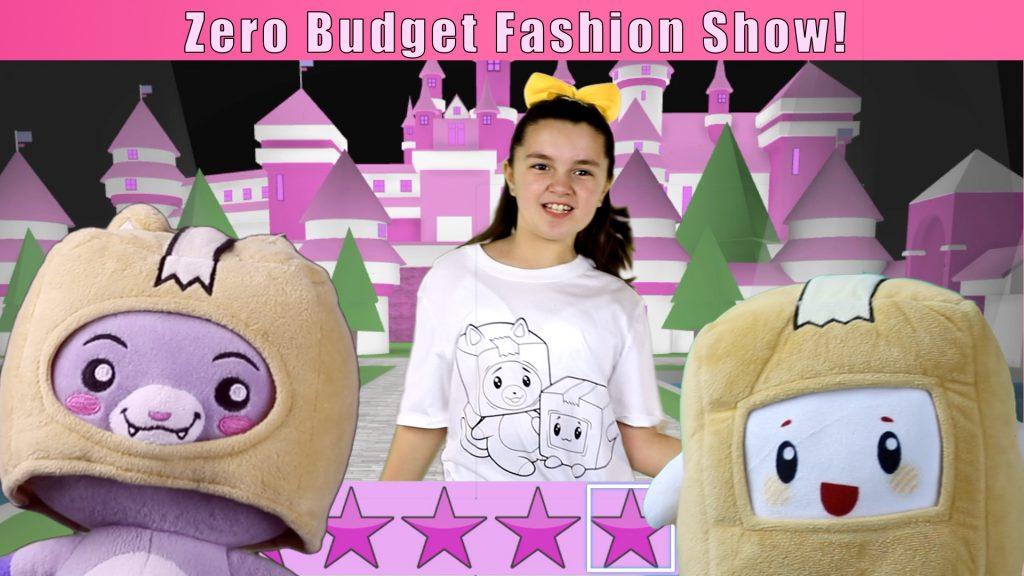 LankyBox Zero Budget Fashion Show