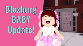 Welcome to Bloxburg Baby Update