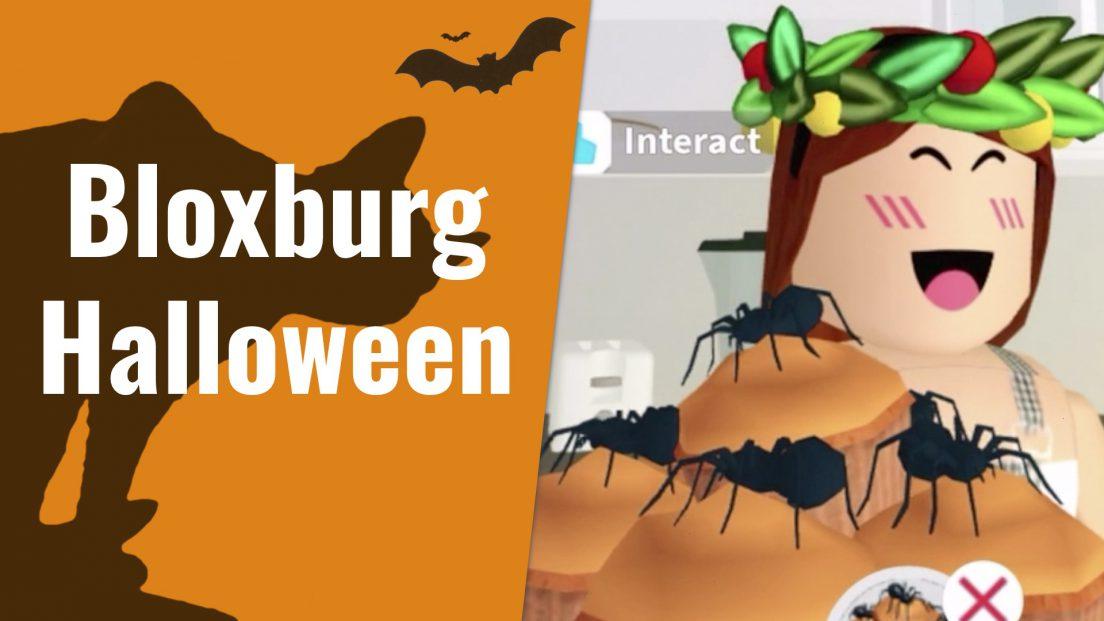 Bloxburg Halloween Update 2020