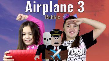 Roblox Airplane Story 3