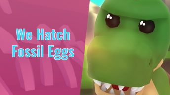 Fossil Eggs Adopt Me New Update