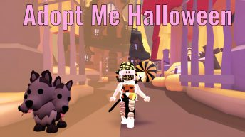 Adobe Me Halloween Update 2020