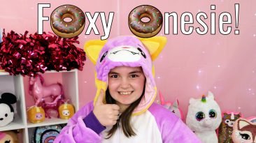 LankyBox Foxy Onesie