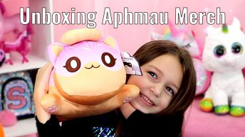 Aphmau Donut Cat Unboxing
