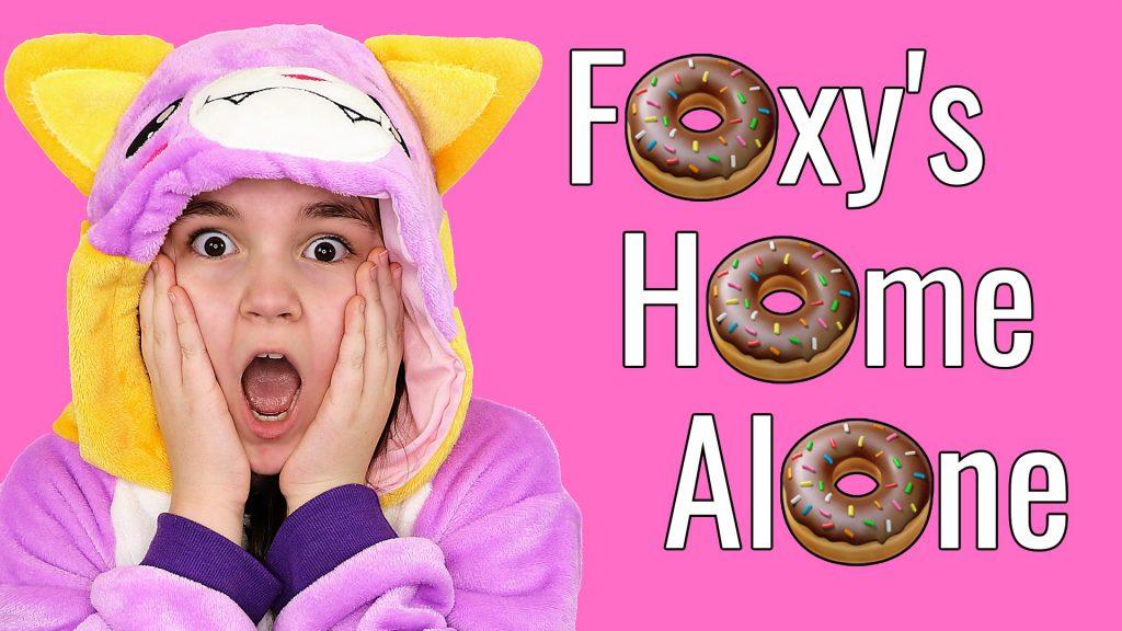 LankyBox Foxy Home Alone