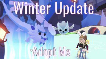 Adopt Me Christmas Update 2020