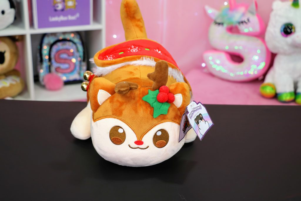 Aphmau Reindeer Cat plush