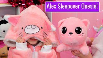 InquisitorMaster Alex Sleepover Onesie