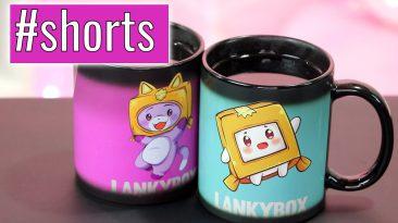 LankyBox Foxy and Boxy Magic Mug Color Changing