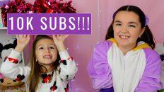 Ten Thousand YouTube Subscribers 10,000