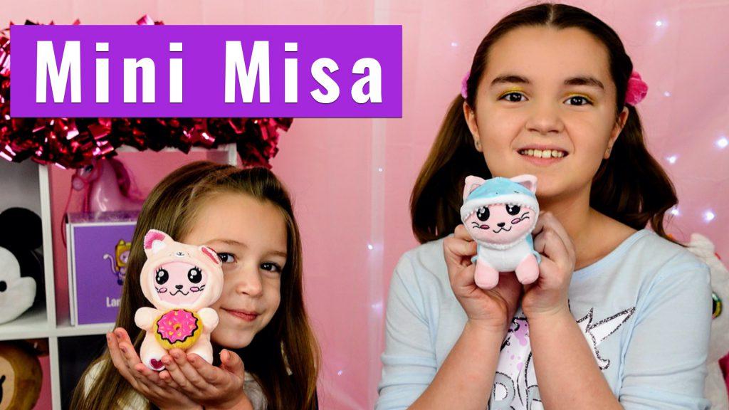 Mini Miss Misa Plushies