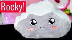 LankyBox Rocky Plush