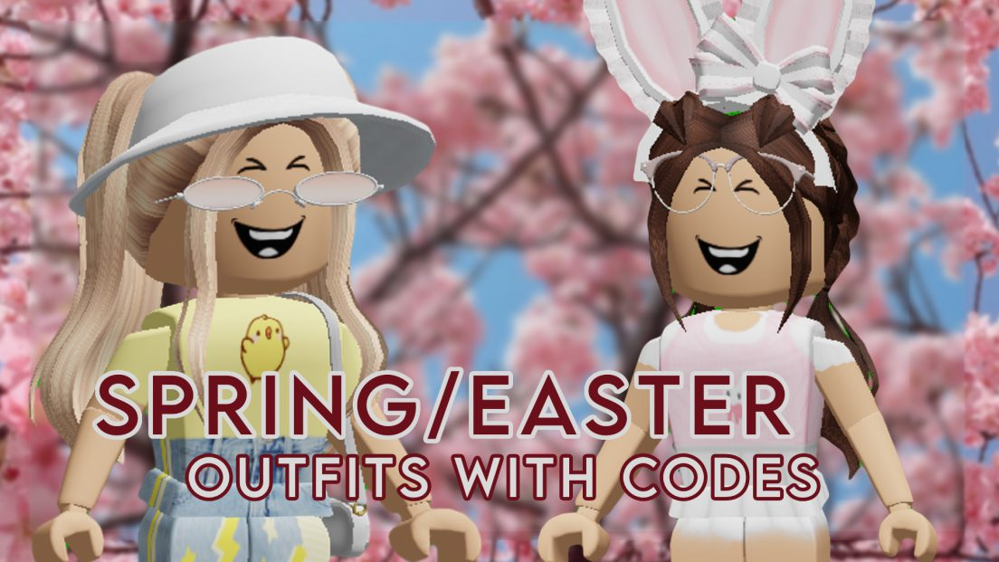 Roblox Aesthetic Outfit Codes
