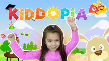 Kiddopia Gameplay Video