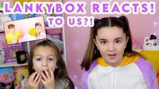 LankyBox Reacts to American Kids Vids
