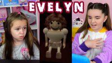 Roblox Evelyn Chapter 1 Walkthrough Full Gameplay