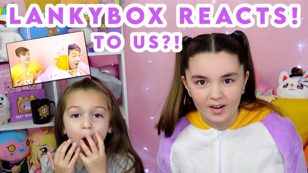 LankyBox Reacts to American Kids Vids a Third Time!