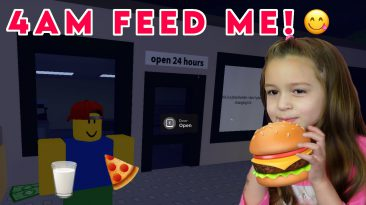 Get a Snack at 4am Roblox