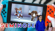 Geminose Animal Popstars Nintendo Gameplay Video YouTube