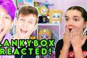 LankyBox Reacts to American Kids Vids lankyboxshop merchandise