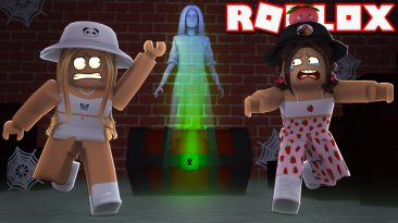 Roblox Hide and Seek Scary Stories Ride Gameplay