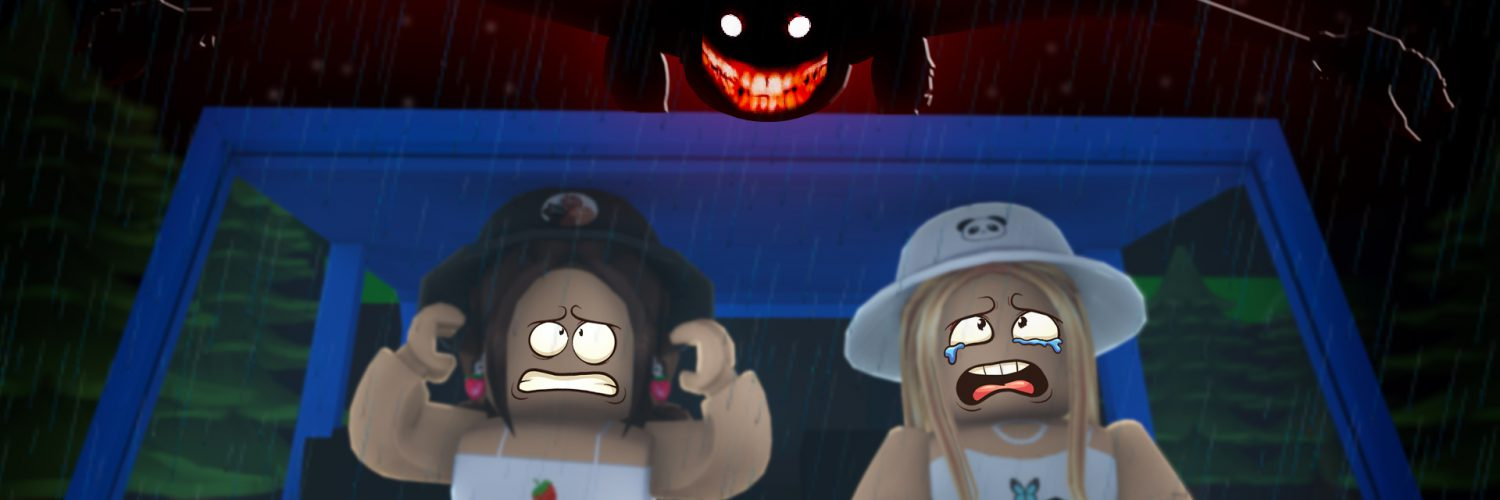 Roblox A Stormy Night Scary Stories Ride Gameplay