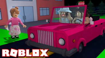 Roblox The Passenger Scary Stories Ride