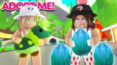 Neon Kirin! Band New Adopt Me Mythic Egg Update