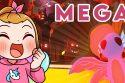 Mega Neon Merhorse Roblox Adopt Me
