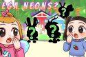 Roblox Adopt Me Mega Neon Mystery Surprise